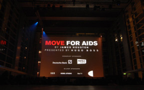 Move for Aids Red Ribbon 1